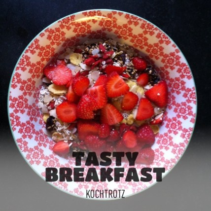 Tag 3 - vegan for fit Frühstück