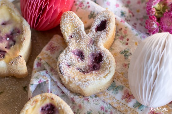 Ostergebäck   Mini-Cheesecakes   glutenfrei   laktosefrei   KochTrotz