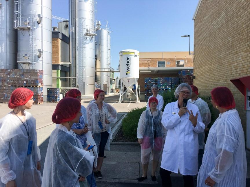 Mein Besuch bei LAC lactosefrei | Schwarzwaldmilch GmbH | Freiburg
