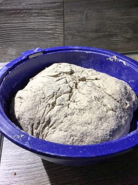 glutenfreies Sauerteigbrot   KochTrotz Rezepttesterin