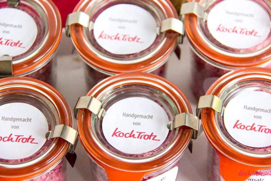Pink Salt   Rote Bete-Rosmarin-Steinsalz