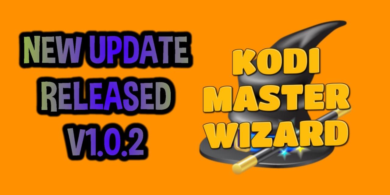KODIMASTER WIZARD ADD-ON UPDATE V1.0.2