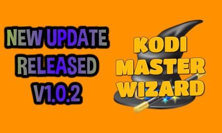 KODIMASTER WIZARD ADD-ON UPDATE V1.0.2