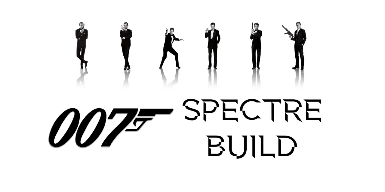 007 SPECTRE BUILD – CUSTOM KODI BUILD