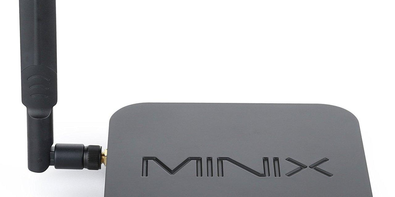 MINIX NEO U1, 64-bit Quad-Core Android Media Player