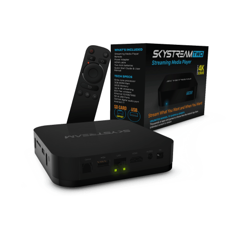 SkyStream Two