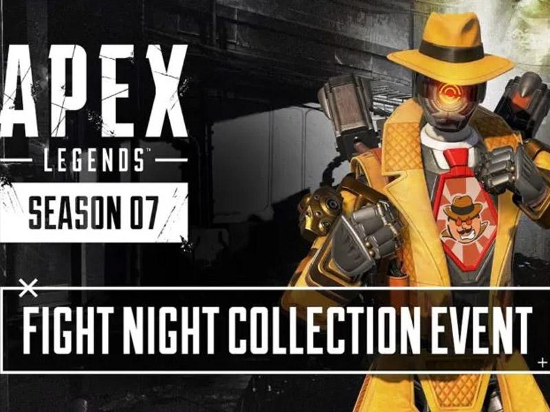 "Apex Legends' New Event ""Fight Night"""