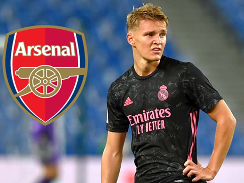 Arsenal transfer promise to Martin Odegaard tipped to mean big Emile Smith Rowe change