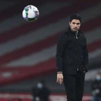 Mikel Arteta praises Arsenal midfielder Thomas Partey
