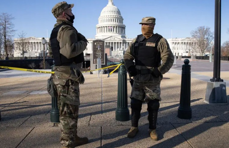 The Pentagon blocked the DC National Guard from receiving riot gear or interacting with protesters without explicit approval from Trump's defense secretary