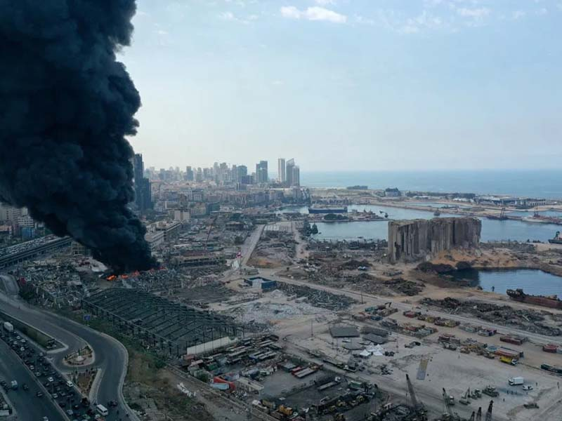 Russia ship captain 'shocked' by Interpol red notice after Lebanon port blast