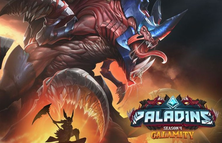 Paladins announces Yagorath and more Season 4 content