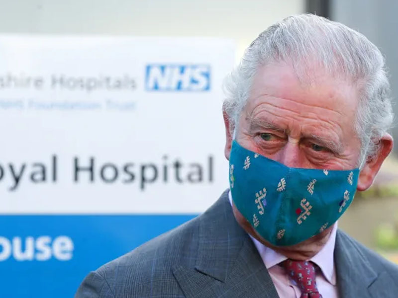 Prince Charles warns cancer risks becoming 'Forgotten C' during Covid