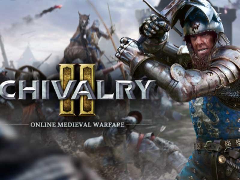 Medieval hack 'n' slash Chivalry 2 gets June release date