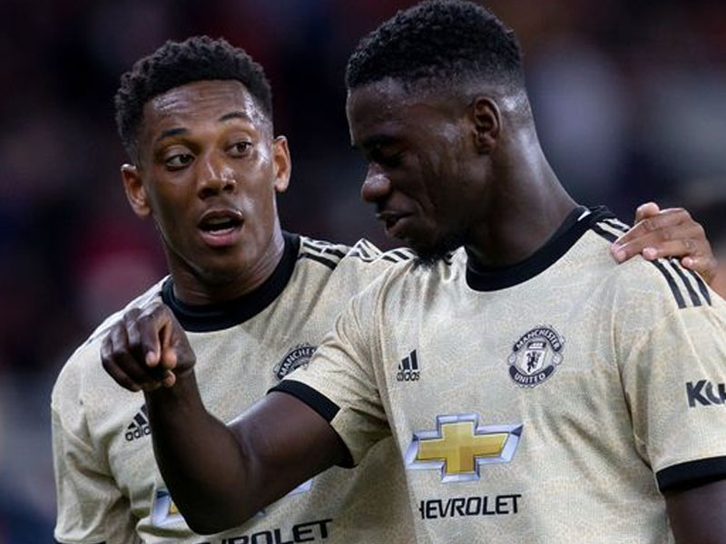 Man Utd star Axel Tuanzebe subjected to more vile racist abuse after Everton draw