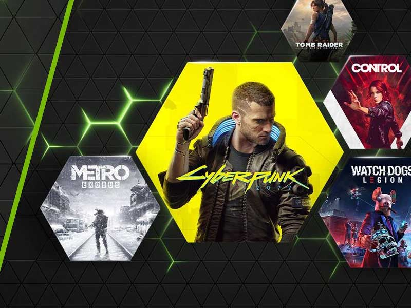 GeForce NOW list of games for streaming is finally available