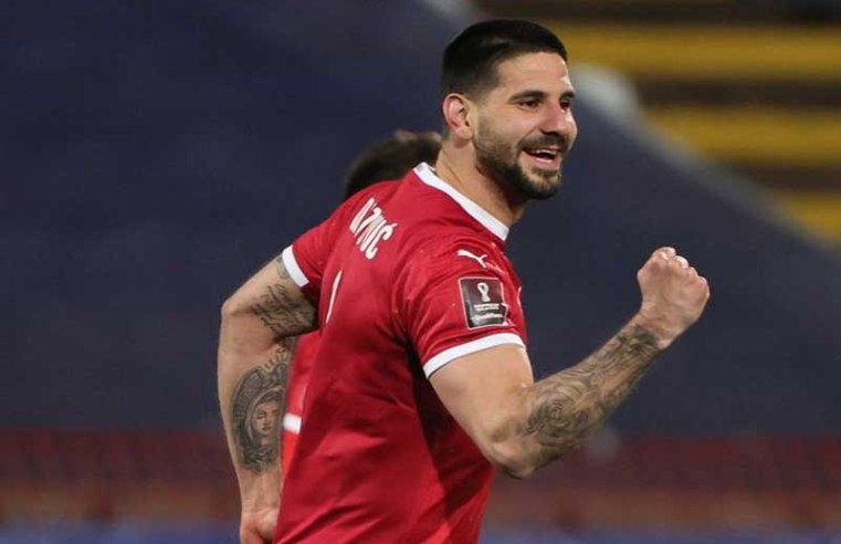 Aleksandar Mitrovic's blistering form for Serbia will be a concern for Newcastle's survival bid