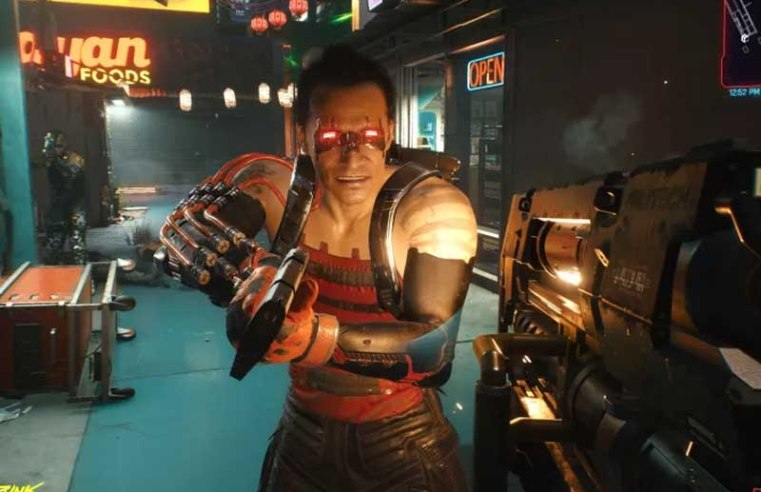 Cyberpunk 2077 patch lets V sleep like a normal person