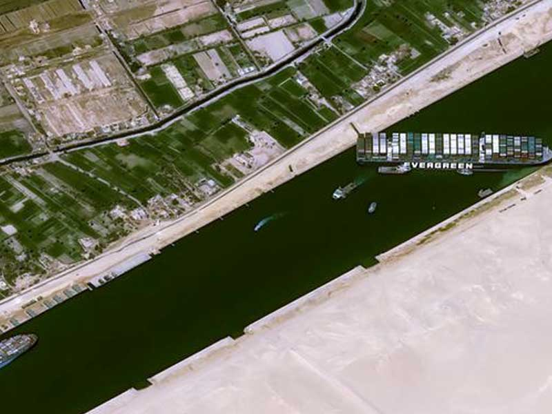Marine Shipper that Got Stuck in Suez Canal Had Reputation for Strict Management