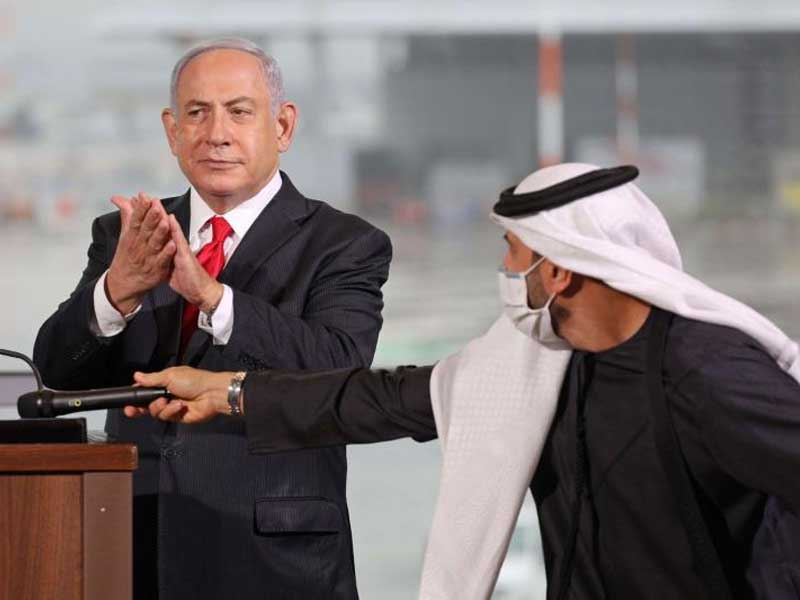 Netanyahu expected to visit Abu Dhabi on 1st official trip