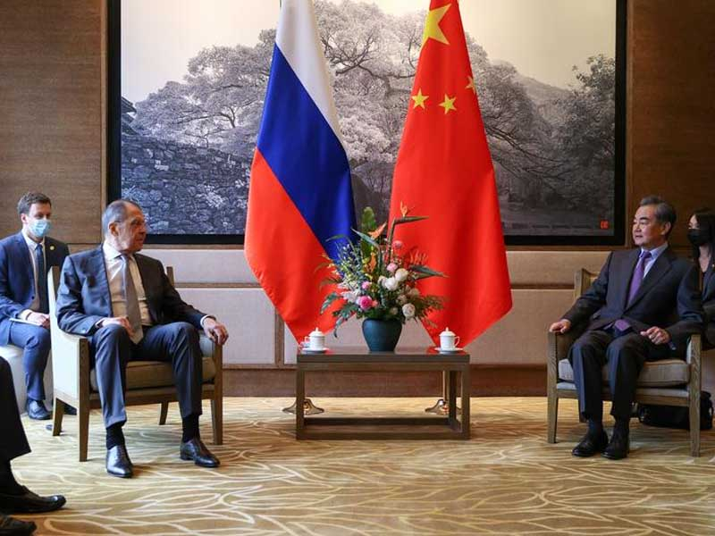 Russia, China push for U.N. Security Council summit, lash out at West