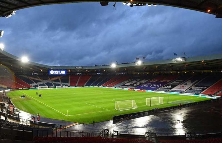 Nicola Sturgeon offers Hampden hope for Scotland fans ahead of Euro 2020