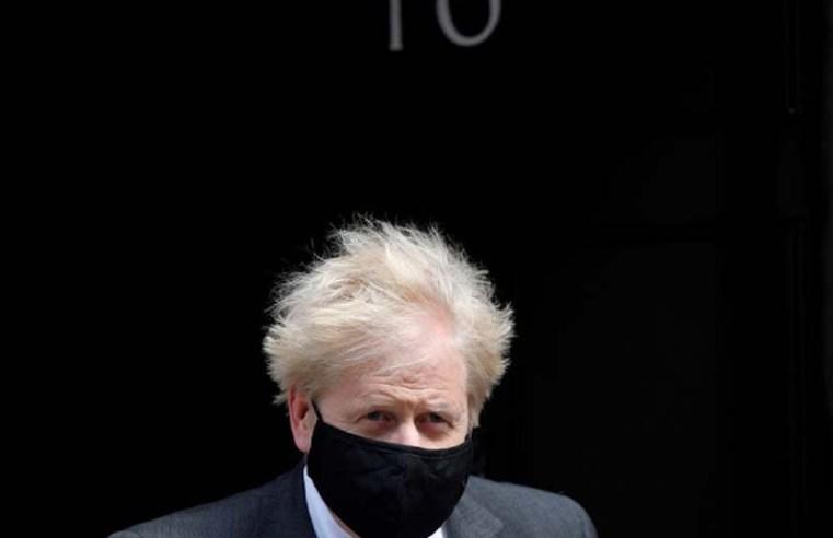 UK denies report that PM Boris Johnson said 'let the bodies pile high'
