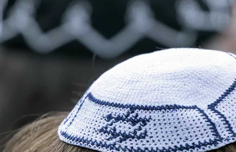 Denmark Raises Security After 'Classically Anti-Semitic' Passover Vandalism Against Jewish Cemetery
