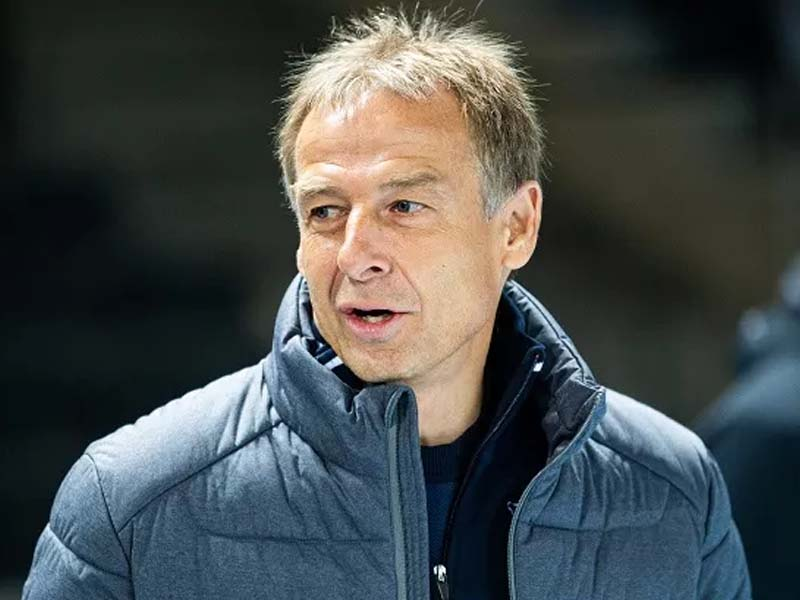 Jurgen Klinsmann says 'anything is possible' amid links with manager role at Tottenham