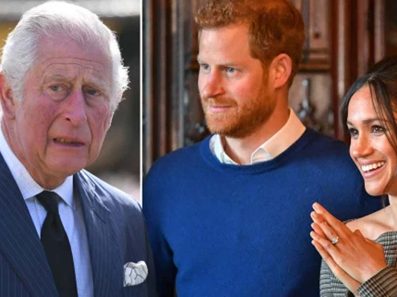 Harry and Meghan could be 'ditched' from Royal Family by Charles to 'save money'