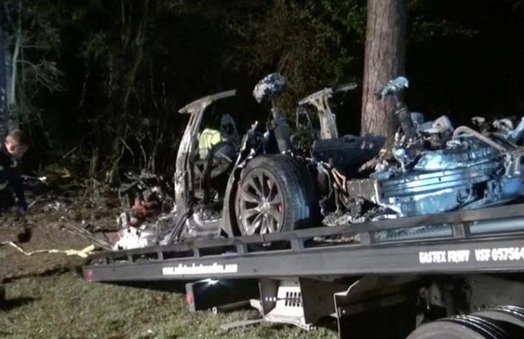 Elon Musk suggests Autopilot was off in fatal Texas Tesla crash