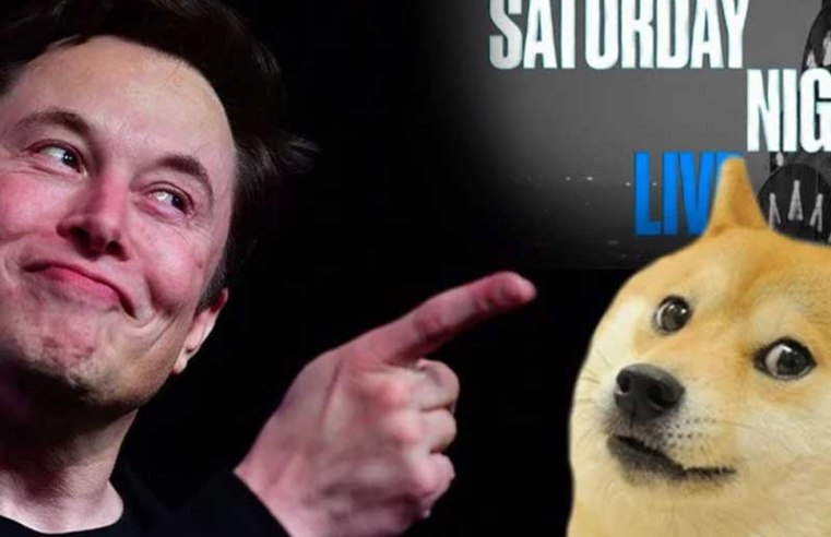 Elon Musk urges 'caution' as Dogecoin and other cryptocurrencies continue to surge in price ahead of SNL appearance