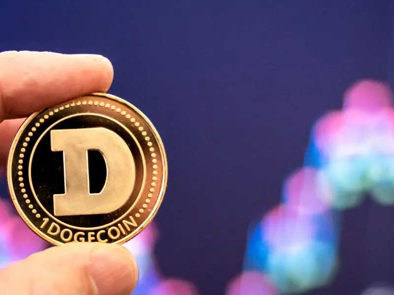 Dogecoin's price has risen more than 100-times faster than bitcoin's in 2021