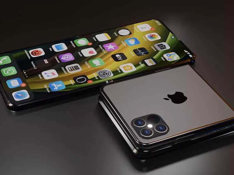 Folding iPhone or iPad hinted at again by Apple smart hinge patent