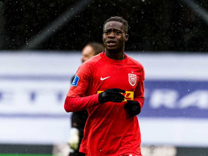 Manchester United favourites to sign Kamaldeen Sulemana