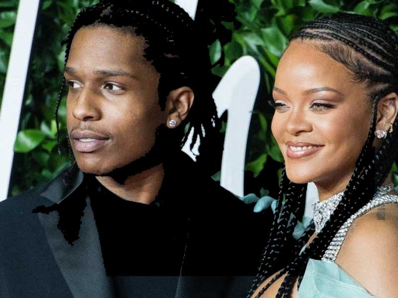 Rapper ASAP Rocky says he is dating Rihanna