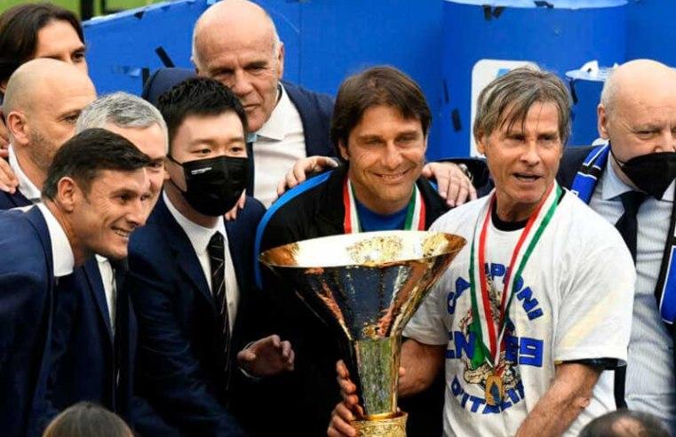 Inter Chairman Steven Zhang reveals why Antonio Conte left
