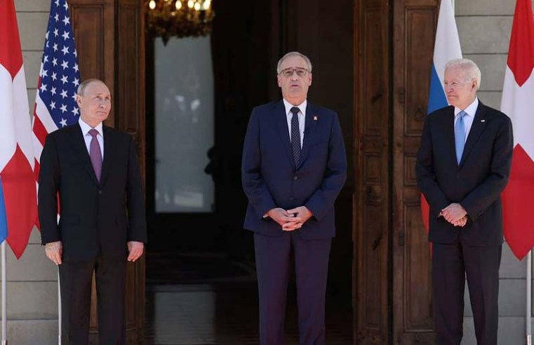 Geneva summit could prove to be inflection point in Russia-US relations