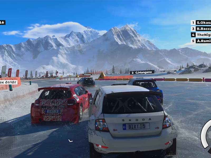 Dirt 5 Update 4.04 Patch Notes