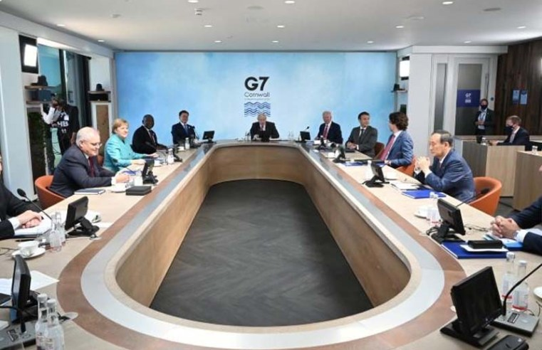 G7 leaders agree increased climate finance, details missing