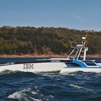 IBM's AI-Powered Mayflower Autonomous Ship Starts Transatlantic Crossing Journey