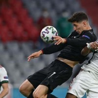 Kai Havertz unable to shake off biggest problem of first Chelsea season with flawed Germany