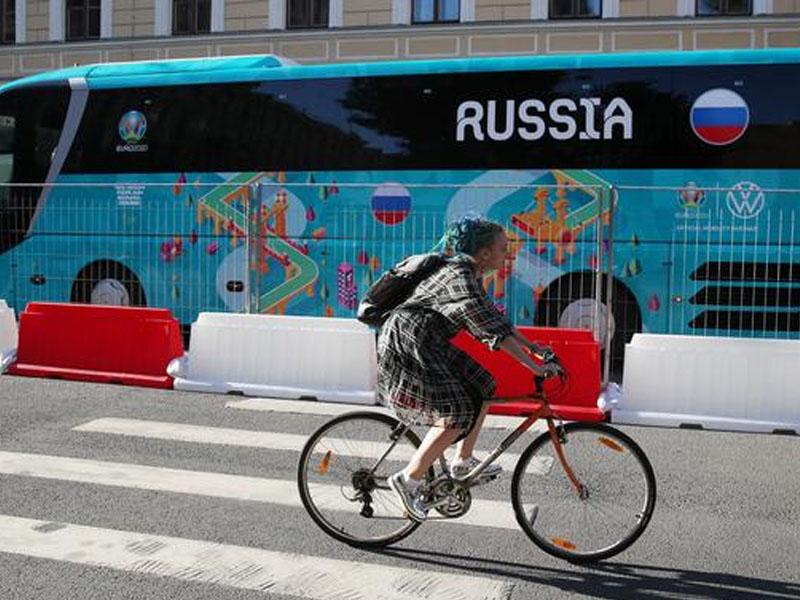 Russia withdraws German reporter's EURO 2020 accreditation