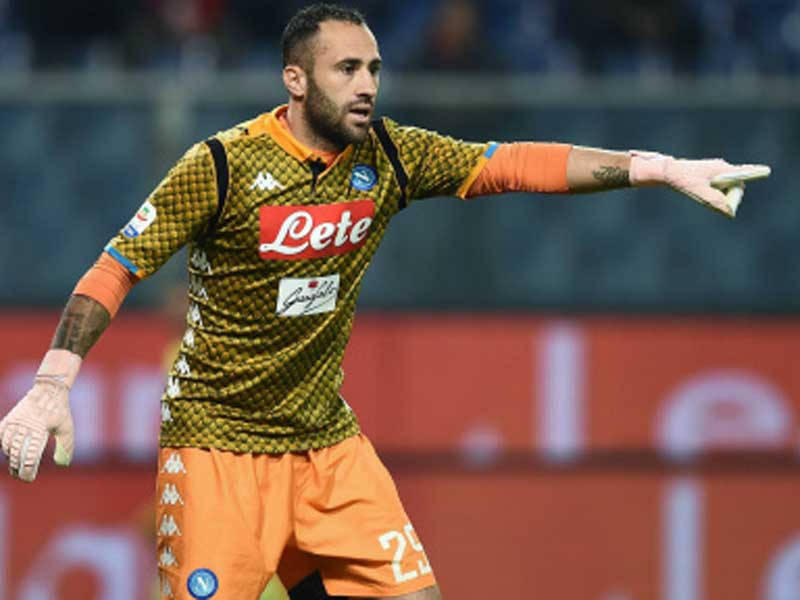 Barcelona considering summer move for David Ospina