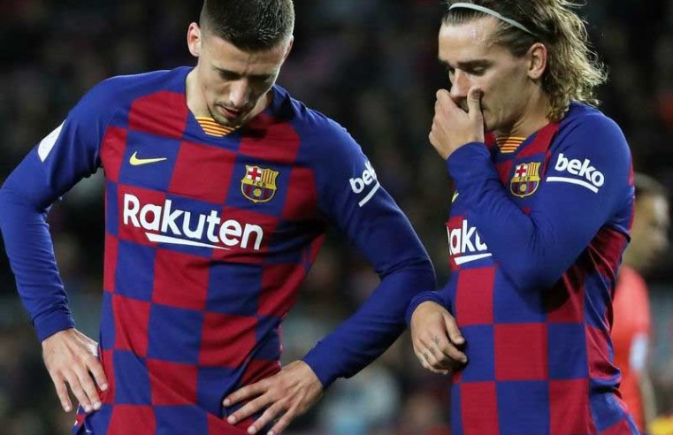 Barcelona defender linked with switch to either Arsenal or Tottenham Hotspur