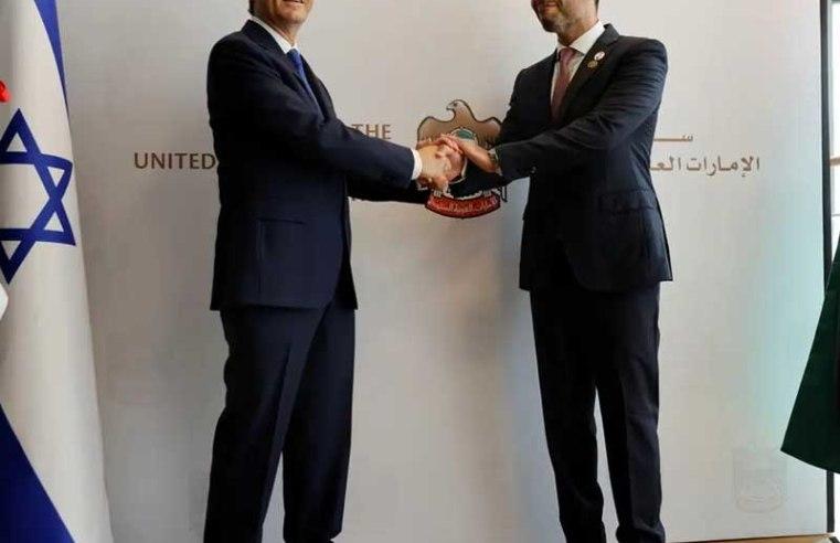 UAE, Israel business leaders hail historic opening of first Gulf embassy in Tel Aviv