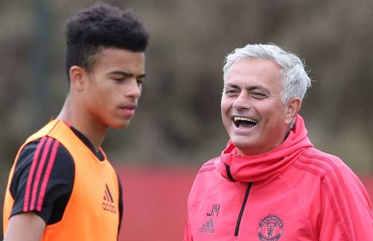 Jose Mourinho weighs in on Manchester United's new attack ahead of Jadon Sancho announcement