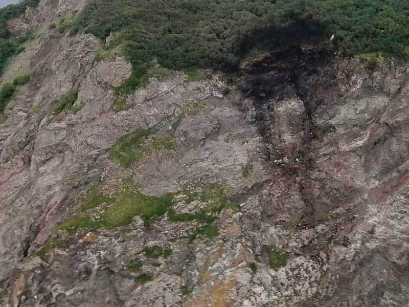 Bodies of plane crash victims found in Russia's Far East