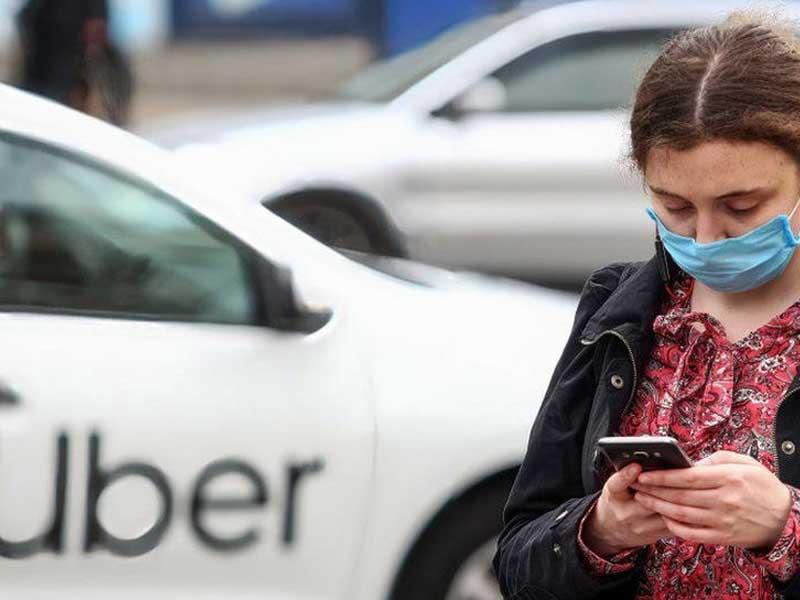 Uber slides over reports SoftBank selling 45 million shares