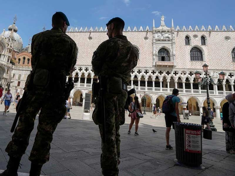 Tax Reform Tops Agenda as G-20 Finance Chiefs Meet in Venice